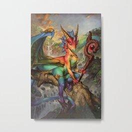 Prism Magic Metal Print