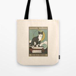 The High Priestess Tote Bag