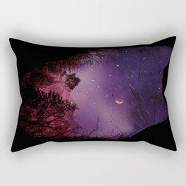 Guardian of the Woods Rectangular Pillow