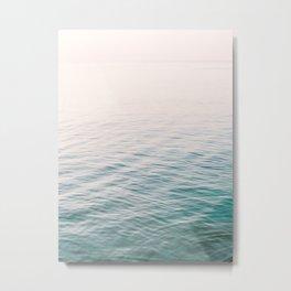 Lake Ontario Ripples Metal Print