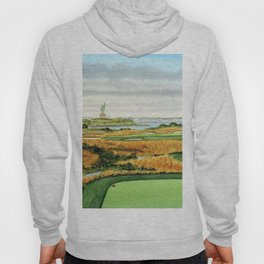 Liberty National Golf Course New Jersey 14th Hole Hoody