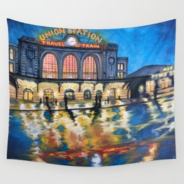 Denver's Union Station Wall Tapestry