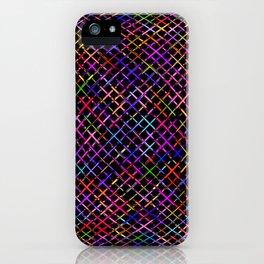 Gitter iPhone Case