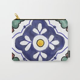 talavera tile Carry-All Pouch