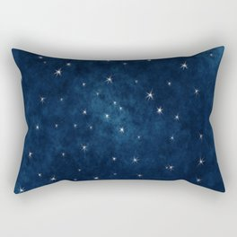Whispers in the Galaxy Rectangular Pillow