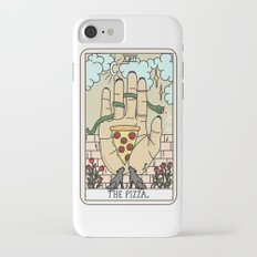 PIZZA READING iPhone 7 Slim Case
