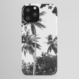 Tall trees iPhone Case
