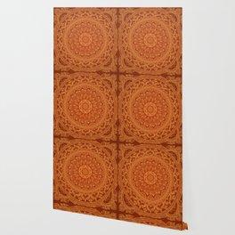 Mandala Spice Wallpaper