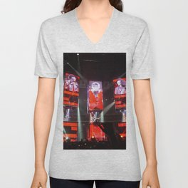 Muse at Prudential Centrer, Newark, New Jersey Unisex V-Neck