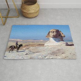 Bonaparte Before The Sphinx - Digital Remastered Edition Rug