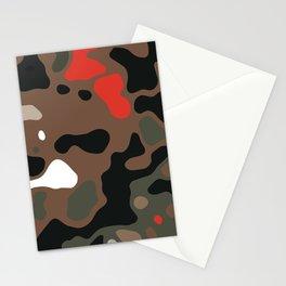 Camo 35 Stationery Cards