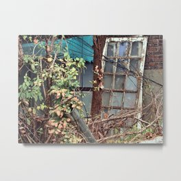 Forgotten Passage 10 Metal Print