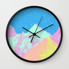 My Candy Place Wall Clock