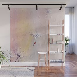 Flying Wall Mural