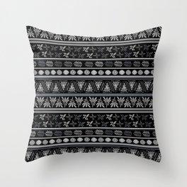 Bohemian Mud cloth Throw Pillow