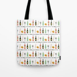 Aperol to My Spritz Tote Bag