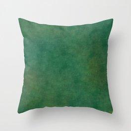 """Porstroke, Teal Shade Pattern"" Throw Pillow"