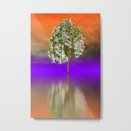 just a fancy tree -200- Metal Print
