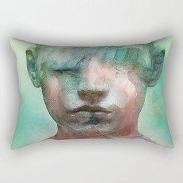 Le temps d'un songe Rectangular Pillow