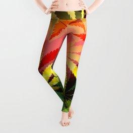 Marijuana Leggings