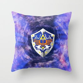 legend of zelda Throw Pillow