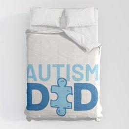 Autsim Dad Comforters