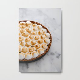 Delicious Dessert Metal Print