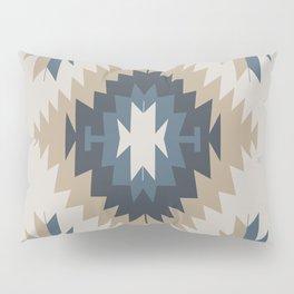 Santa Fe Southwest Native American Indian Tribal Geometric Pattern Pillow Sham