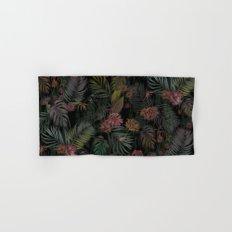Tropical Iridescence Hand & Bath Towel