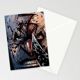 WRATH OF GOD - Seven Stationery Cards
