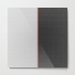 JUVE 2019/20 KIT - HOME Metal Print
