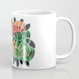 Flowers Marker No.: 02. - Symmetrical Coffee Mug