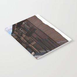Alcalá streets Notebook