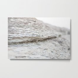 Thousand Layers Metal Print