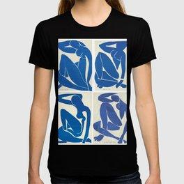 The Blue Nudes - Henri Matisse T-shirt