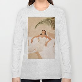 Summer Heat Long Sleeve T-shirt