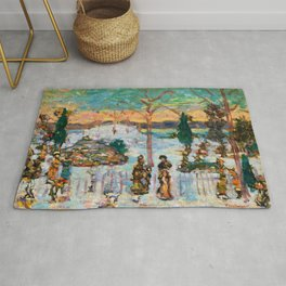 Snow In April - Digital Remastered Edition Rug