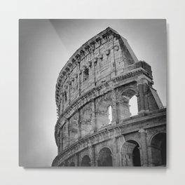 Coliseum Rome. Italy 72 Metal Print