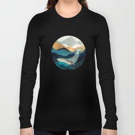 Blue Whale Langarmshirt