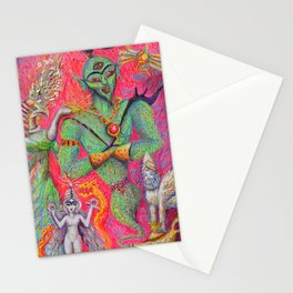 Mesopotamian Dreams Stationery Cards