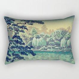 At Yasa Bay Rectangular Pillow