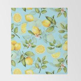 Vintage & Shabby Chic - Lemonade Throw Blanket