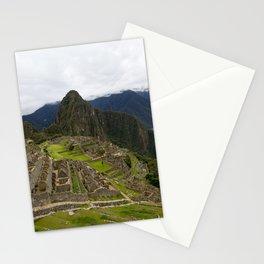 Machu Picchu II Stationery Cards