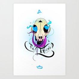 Pa'l Norte Art Print