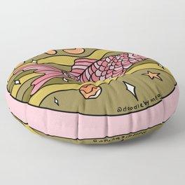 2020 Pisces Floor Pillow