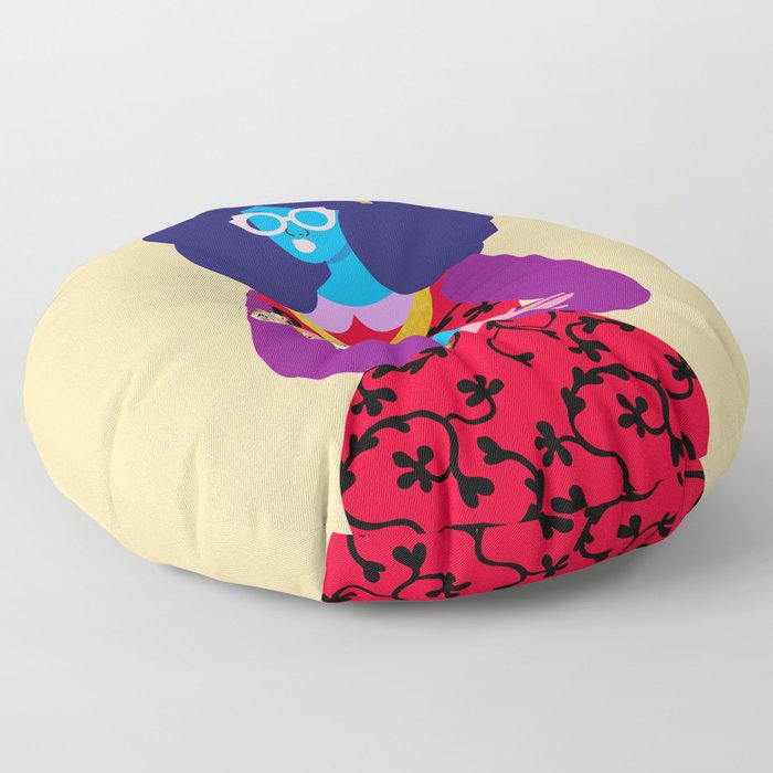 Bethany Cheetah Floor Pillow