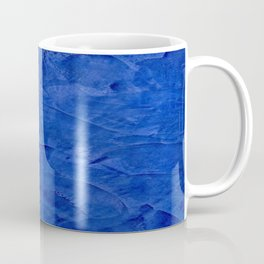 Pretty Blue Cases - Ombre - Stucco - Pillow - Classic Blue - Shower Curtains Coffee Mug