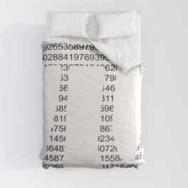 Pi Comforters