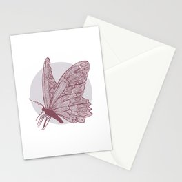 Blutterfly II Stationery Cards