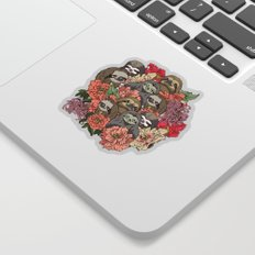 Because Sloths Sticker